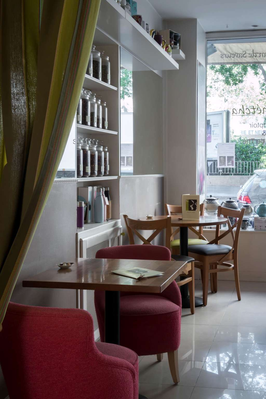 guide des salons de charme, paris